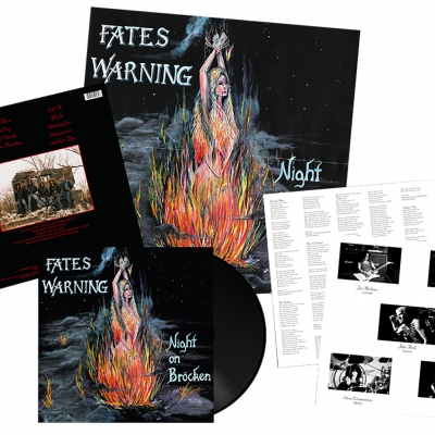 Fates Warning - Night On Bröcken | 180g Black Vinyl