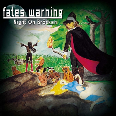 Fates Warning - Night On Bröcken | CD