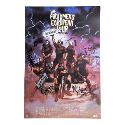European Vacation | Signed Poster