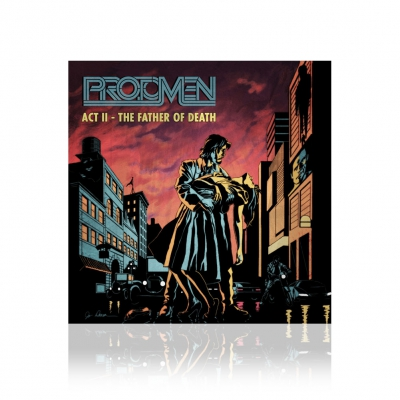 protomen - Act 2 | CD