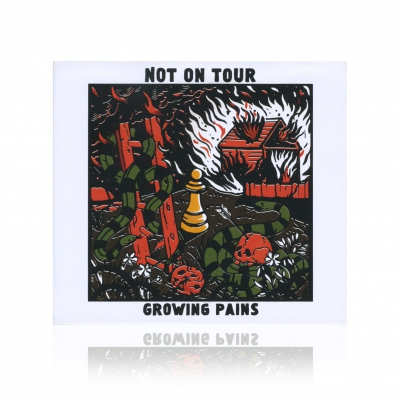 Not On Tour - Growing Pains alt. Cover | CD