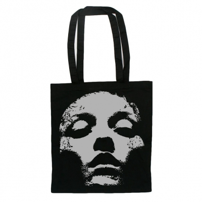Jane Doe Grey | Tote Bag