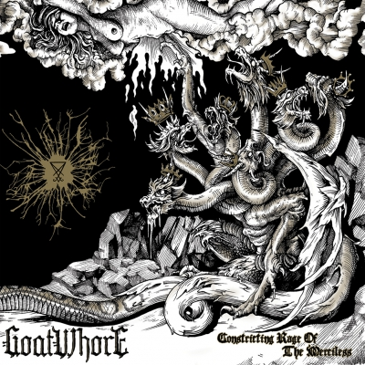 Goatwhore - Constricting Rage Of The Merciless | DIGI-CD