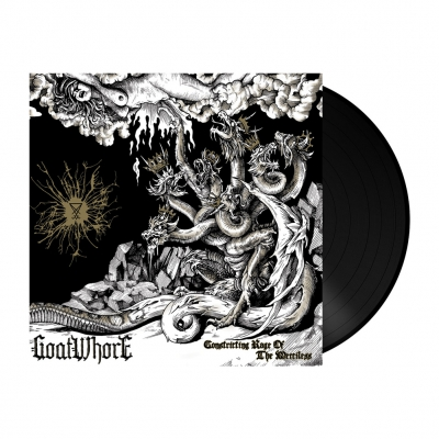 Constricting Rage Of The Merciless | 180g Black Vi