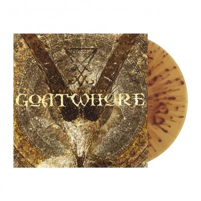 Goatwhore - A Haunting Curse | Beer/Dark Brown Splatter Vinyl
