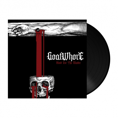 shop - Blood For The Master | 180g Black Vinyl