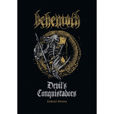 shop - Devil's Conquistadors | Book