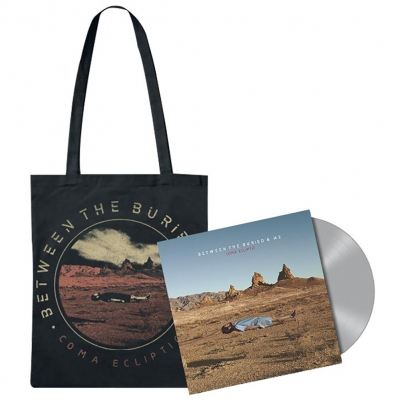 Between The Buried And Me - Coma Ecliptic | 2xSilver Vinyl+Totebag