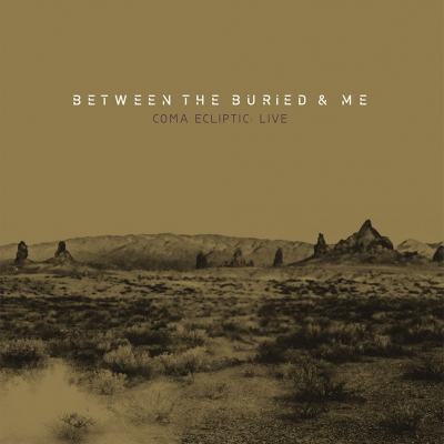Between The Buried And Me - Coma Ecliptic Live | DIGI-CD+DVD+BR