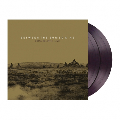Between The Buried And Me - Coma Ecliptic Live | 2xPurple/Black Marbled Vinyl