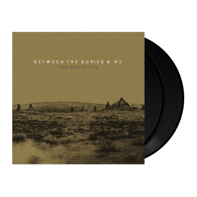 Between The Buried And Me - Coma Ecliptic Live | 2x180g Black Vinyl