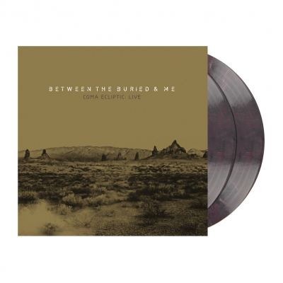Between The Buried And Me - Coma Ecliptic Live | 2xUltra Violet Marbled Vinyl