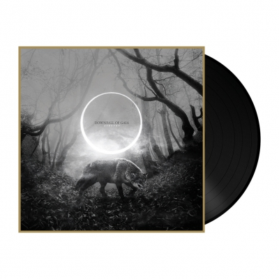 Downfall Of Gaia - Atrophy | 180g Black Vinyl