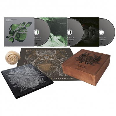 The Ocean - Phanerozoic I: Paleozoic | CD BOX