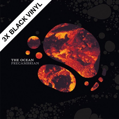 The Ocean - Precambrian | 3xBlack Vinyl