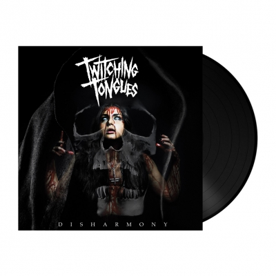 Twitching Tongues - Disharmony | 180g Black Vinyl