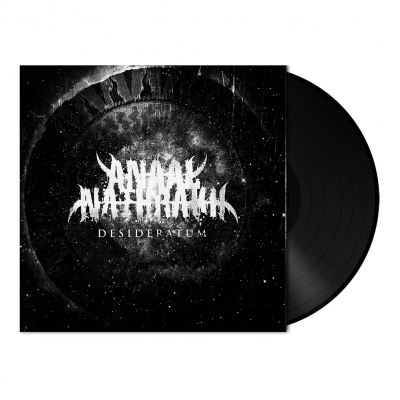shop - Desideratum | 180g Black Vinyl