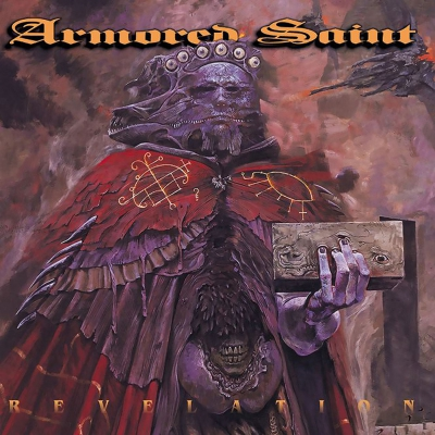 Armored Saint - Revelation | CD