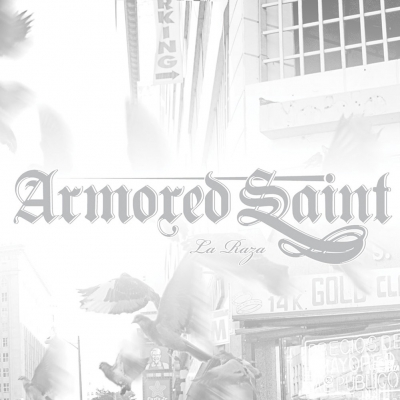 Armored Saint - La Raza | DIGI-CD