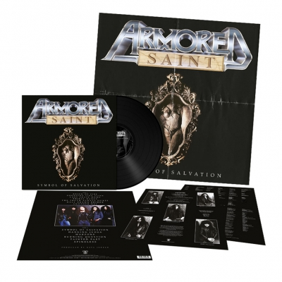 Armored Saint - Symbol Of Salvation | 180g Black Vinyl