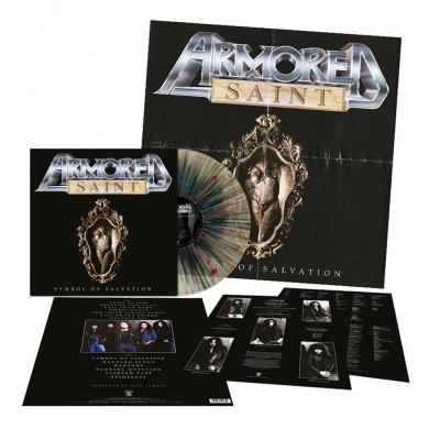 Armored Saint - Symbol Of Salvation | Multicolor Splatter Vinyl