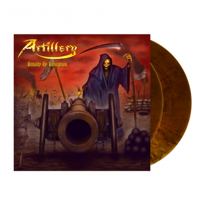 Artillery - Penalty By Perception | 2xMud Colored Vinyl