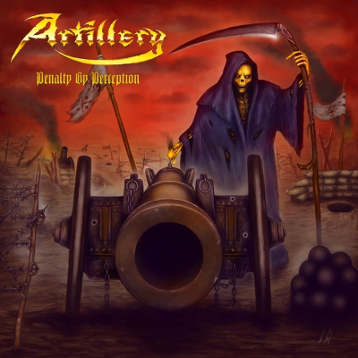 Artillery - Penalty By Perception | DIGI-CD