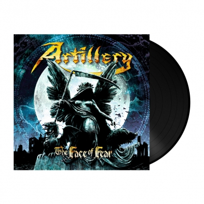 Artillery - The Face Of Fear | 180g Black Vinyl