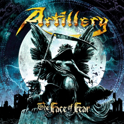 Artillery - The Face Of Fear | DIGI-CD