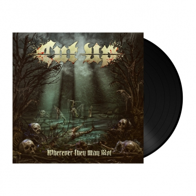 Cut Up - Wherever They May Rot | 180g Black Vinyl