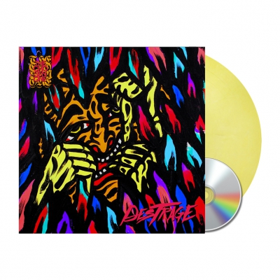 Destrage - The Chone One | Light Yellow Vinyl