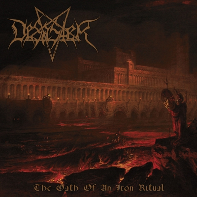 Desaster - The Oath Of An Iron Ritual | DIGI-CD