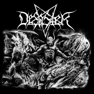 Desaster - The Arts Of Destruction | CD