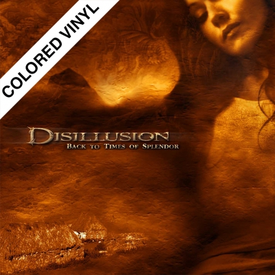 Disillusion - Back To Times Of Splendor | 2xOlive Marbled Vinyl