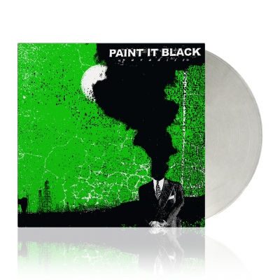Paint It Black - Paradise | Clear Vinyl