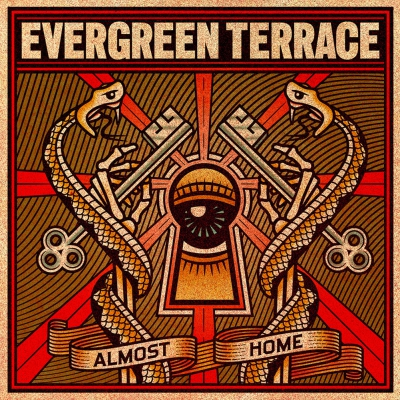 Evergreen Terrace - Almost Home | DIGI-CD