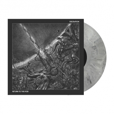 Execration - Return To The Void | Grey Marbled Vinyl