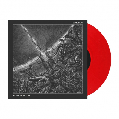Execration - Return To The Void | Red Vinyl