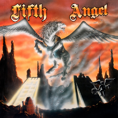 Fifth Angel | DIGI-CD