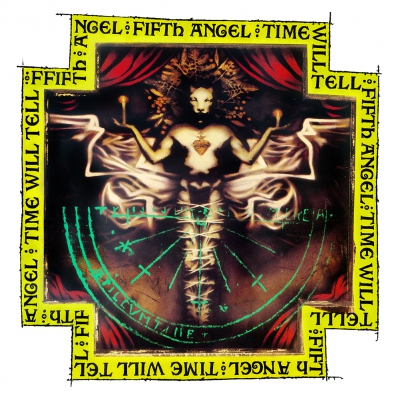 Fifth Angel - Time Will Tell | DIGI-CD