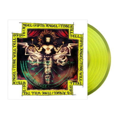 Fifth Angel - Time Will Tell | Lime-Green Vinyl