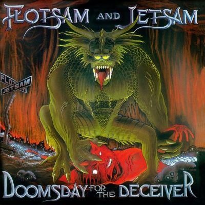 Flotsam & Jetsam - Doomsday For The Deceiver | DIGI-CD