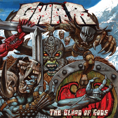 Gwar - The Blood Of Gods | DIGI-CD