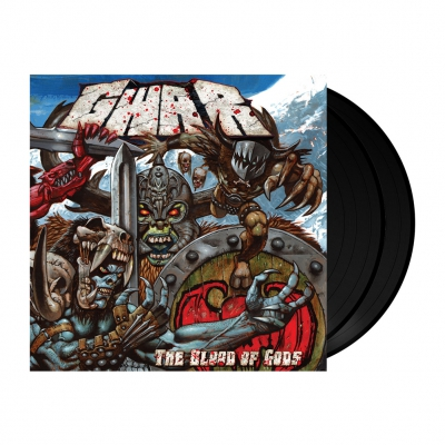 Gwar - The Blood Of Gods | Black Vinyl