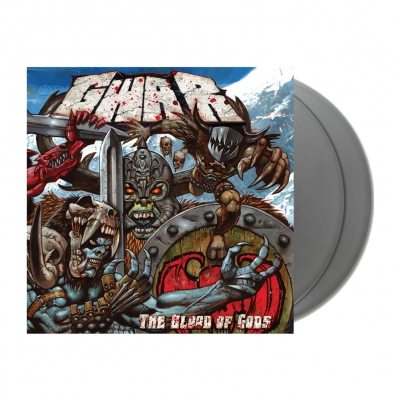 Gwar - The Blood Of Gods | Silver Vinyl