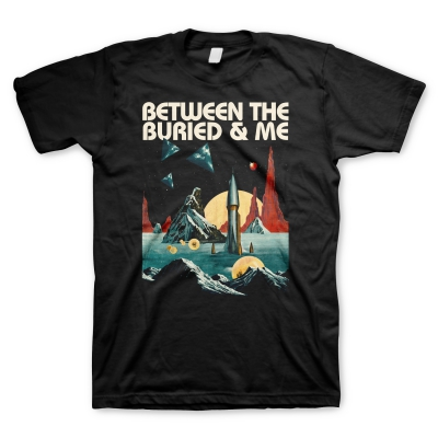 between-the-buried-and-me - Arrival | T-Shirt