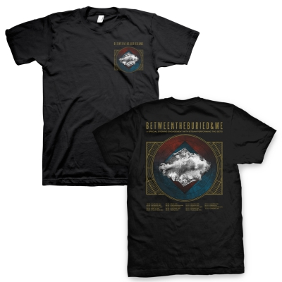 between-the-buried-and-me - Tour 2019 | T-Shirt