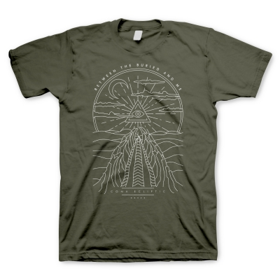 Between The Buried And Me - Illusion | T-Shirt