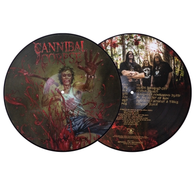 Cannibal Corpse - Red Before Black | Picture Vinyl