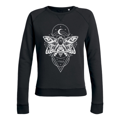 myrkur - Moth | Fitted Girl Sweatshirt